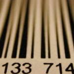 Compliant barcoding solutions: barcode closeup