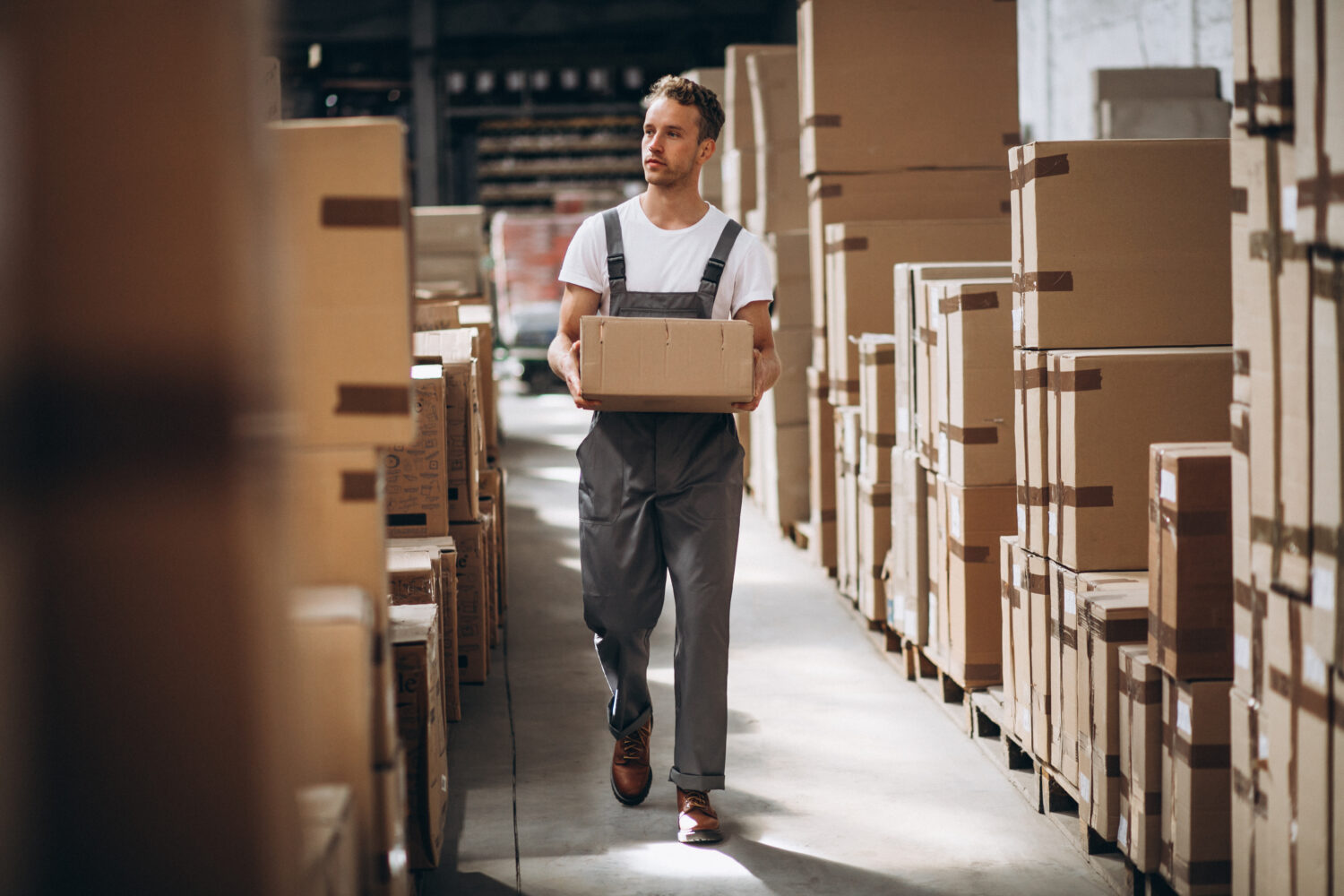 Carrying safety stock with Sage warehouse management